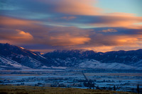 Tooele Valley Sunset